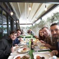 pranzo in google italia