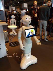 Pepper Robot Umanoide